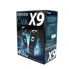 CAMAC CMK-X9 USB Power Portable Music Speaker for PC / Laptop - Black