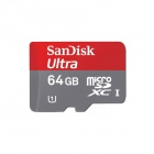 SanDisk 64GB Mobile Ultra 200x MicroSDXC Flash Memory Cards 30MB/s
