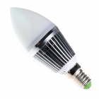 E14 6W 280lm 2500K 16 x SMD 5730 LED Warm White Light Candle Bulb (AC 220-240V)