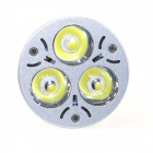 ZHISHUNJIA DB-YM302 MR16 3W 250lm 3-LED Cold White Light Lamp Bulb 12V