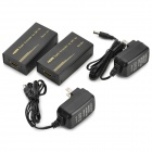 Full HD HDMI to RJ45 Signal Amplifier / Extender / Converter - Black