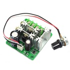 Jtron PWM DC Motor Speed ​​Controller - Verde (15A / 6 ~ 90V)