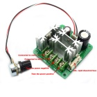 Jtron PWM DC Motor Speed Controller - Green (15A / 6~90V)