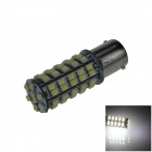BA15S / 1156 3.4W 300lm 68 x SMD 1210 LED White Car Signal Light / Steering Lamp / Headlamp - (12V)