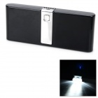 ZNOODA DS-25800B Universal ''25800mAh'' Dual USB Portable Power Bank w/ LED Indicator / Flashlight