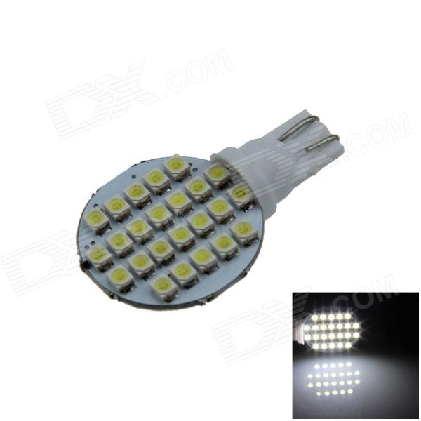 T10 / W5W 2W 160lm 24 x SMD 1210 LED White Polarity Free ...