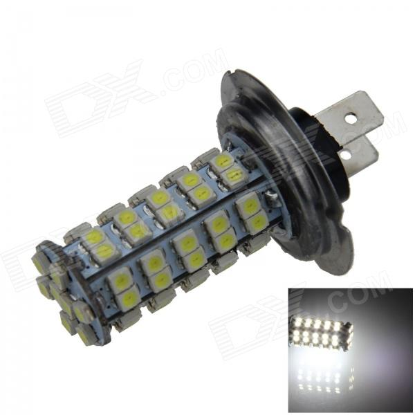 H7 4W 220lm 68 x SMD 1210 LED White Light Car Foglight / Headlamp / Tail light - (12V) h1 4w 220lm 68 smd 1210 led warm white light car foglight headlamp tail light 12v