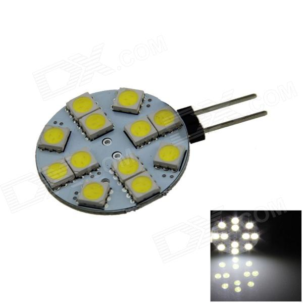 G4 2 4w 160lm 24 x smd 1210 led white polarity - mbyt.ru