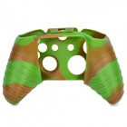 Protective Silicone Case for XBox One Controller - Camouflage Green