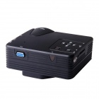 LZ-H80 Personal Micro Multimedia LED Projector - Black
