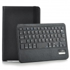 L-2 Bluetooth Detachable PU Keyboard Case w/ 360' Rotating Back for RETINA IPAD MINI / IPAD MINI