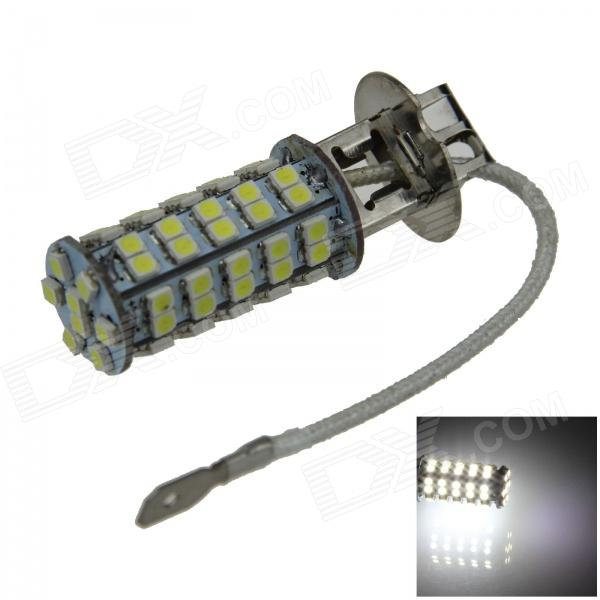 H3 4W 220lm 68 x SMD 1210 LED White Light Car Foglight / Headlamp / Tail light - (12V) h1 4w 220lm 68 smd 1210 led warm white light car foglight headlamp tail light 12v
