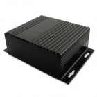 Jtron Aluminum PCB / Receiver Shell / Junction Box - Black