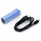 Universal Portable 3300mAh Mobile Power Bank for IPHONE 5 / 5C - Blue
