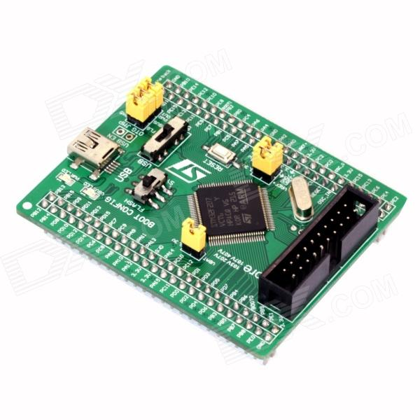 STM32 Development Boards Core207V/STM32 ARM Cortex-M3 Development Core Board with Full IO Expanders arm cortex m3 stm32f103c8t6 stm32 development board blue black