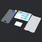 D-King Blue Light Cut Eye-friendly Clear Screen Guard Film for IPHONE 4 / 4S - Translucent Grey