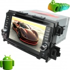 "LsqSTAR 7 ""Android 4.0 DVD-плеер автомобиля ж / GPS, RDS, Wi-Fi, PIP, МЖК, Радио, BT, 3DUI, Dual Zone для MAZDA CX-5"