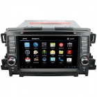 "LsqSTAR 7"" Android 4.0 bil DVD spiller med GPS, RDS, WiFi, PIP, SWC, Radio, BT, 3DUI, Dual Zone MAZDA CX-5"