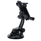 360 Degree Rotatable Suction Cup Mount Holder for IPHONE / IPAD / IPOD / Samsung / GPS / MID + More
