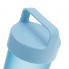 EYKI H5016 High-quality Leak-proof Frosted Bottle w/ Filter - Blue(400ml)