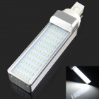G24 7W 660LM 66-3014 SMD LED Cool White Bulb (AC 85-265V)