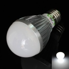 LUO E27 9W 730lm 18-SMD 5630 LED Cool White Light Lamp Bulb (85~265V)