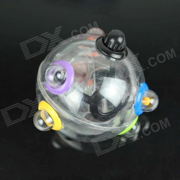 Active IQ And Measurement IQ Ball Educational Toys - Transparent