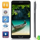 "KVD N3+ MTK6592 Octa-Core Android 4.2.2 WCDMA Bar Phone w/ 5.7"" IPS, 16GB ROM, Wi-Fi, GPS - Black"