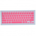 "CHEERLINK J-11 Ultra-thin Protective TPU Keyboard Cover for Apple Macbook 11"" - Pink"