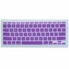 "CHEERLINK J-11 Ultra-thin Protective TPU Keyboard Cover for Apple Macbook 11"" - Purple"