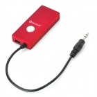 BYL-928 Bluetooth V2.1 Wireless Audio Receiver / Dongle w/ Mini USB for IPAD + More - Red + Black