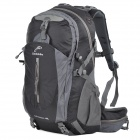 Emintribe 1403 Outdoor Travel Mountaineering Nylon Backpack - Black (40L)