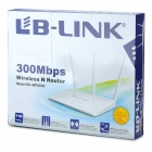 B-LINK BL-WR3000 300Mbps Wireless Router - Blanc