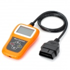 "UIFTECH mini VAG505 2.0"" LCD UDS Car Code Reader Scanner for VW, Audi, SKODA, SEAT - Red + Black"