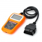 UIFTECH Mini U581 OBD II CAN-Auto-Diagnosecodeleser-Scanner - Schwarz + Orange