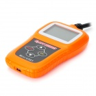 UIFTECH Mini U581 OBD II CAN Car Diagnostic Code Reader Scanner - Black + Orange