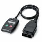 UIFTECH C100 Universal Car OBD2 Code Reader Scanner - Black