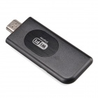 Miracast Wi-Fi Display Dongle for Cellphone & Tablet + More - Black