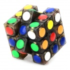 YJ YJ8303 Brain Teaser 3 x 3 x 3 Magic IQ Cube - Multicolored