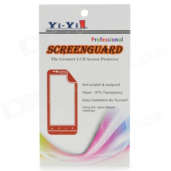YI-YI Clear Protective PET Screen Protectors for Sony Xperia ZL L35h / LT35h - Transparent (5 PCS)