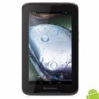 "A1000-T 7.0 ""Android 4.1 Dual Core Tablet PC w / 1 GB RAM / 4 GB ROM / 1 x SIM - Schwarz"