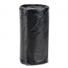 PE Trash Garbage Bag Roll - Black (50 x 60cm)