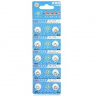 AG1 364A 1.55V Cell Button Batteries 10-Pack