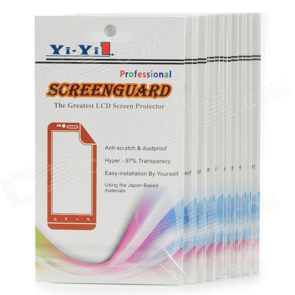 YI-YI HD ARM Screen Protector for Samsung Galaxy S4 i9500 - Transparent (10PCS) yi laiwei ylw14bx166