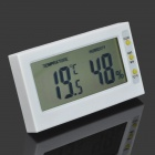 "TLX DTH-06 Maison 2.9 ""Thermomètre LCD - Blanc (1 x AG10)"