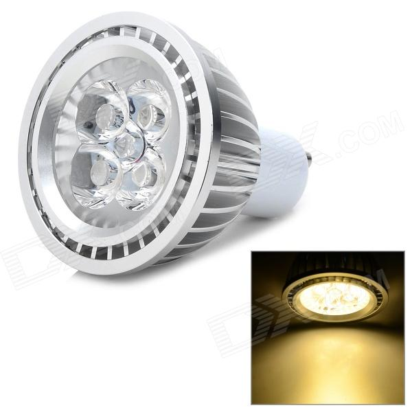 PA20 GU10 4W 400lm 3200K 4-LED Warm White Dimming Spotlight Bulb (110V) подхват для штор wehome завиток на магнитах цвет антик