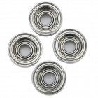HSP 102068 Stainless Steel 1:10 Ball Bearing (4 PCS)