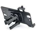 Convenient Car Air Outlet Mounted ABS Holder for Sony Xperia Z / L36H - Black
