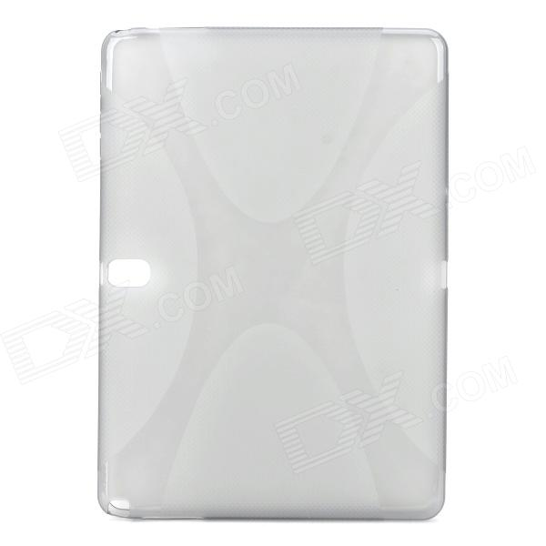 TPU protection + Housse PVC w / Screen Protector PET pour Samsung Galaxy Note 10.1 2014 Édition P600