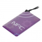 122905 NFC Erasable Smart Labels Epoxy Pendants (4 PCS)